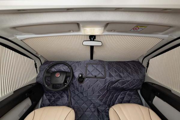 Isolation du tableau de bord pour Fiat Ducato/Citroen Jumper