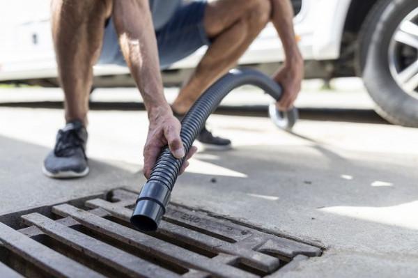 Waste water hose - KIT 4 m
