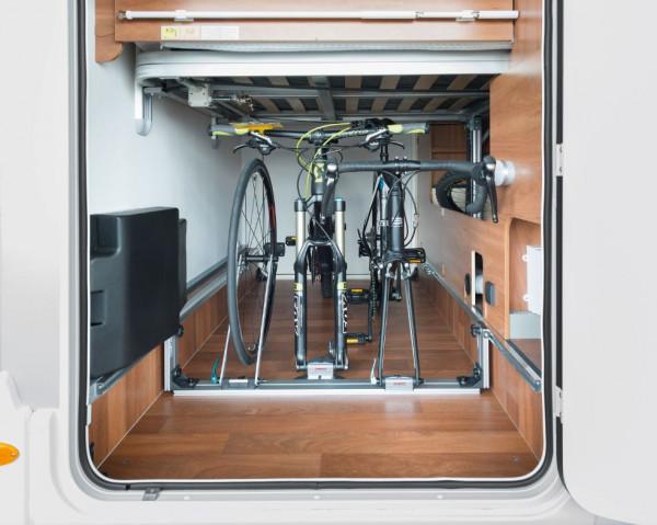 RadFazz-Fahrradträger Schienenlänge 90 cm - inkl. Befestigungsmaterial