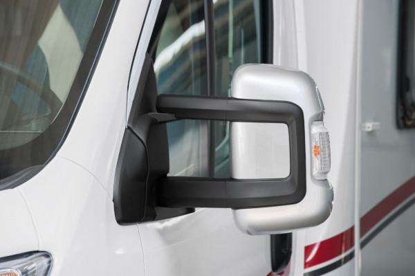 Außenspiegelkappen für Fiat Ducato und CITROEN Jumper