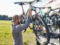 Fahrradträger für Camper Van