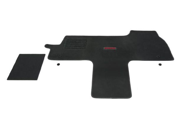 Teppich für I-Modelle m.Umluftheizung