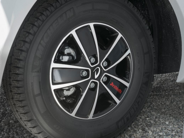 "Alloy wheel 16"" for Maxi Chassis"