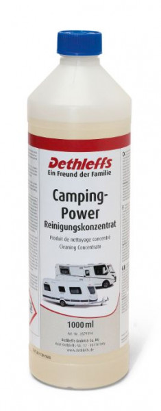 Camping Power cleaning concentrate
