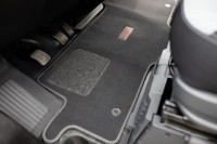 Driver´s cabin carpet for Mercedes