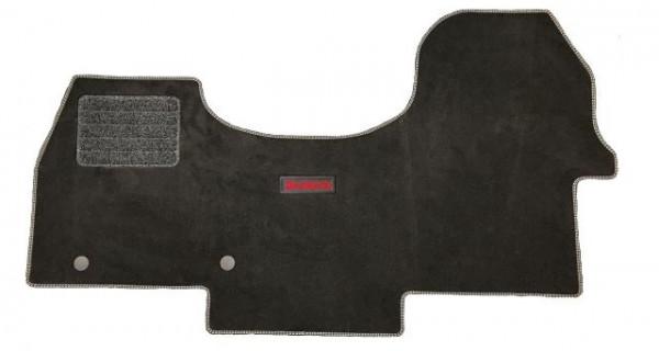Driver´s cabin carpet for Mercedes