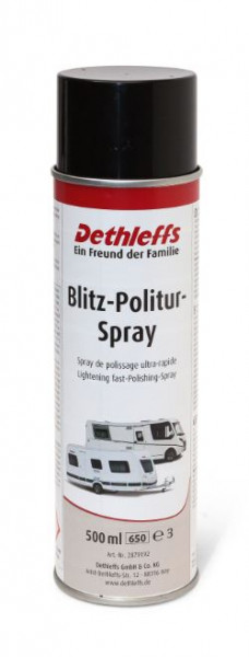 Blitz-Politur-Spray