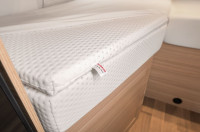 mattress topper for additional pads up to alenght of 500 mm