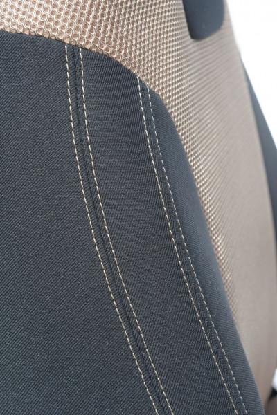 Housse de protection de siège conducteur et passager (Fiat Captain Chair)