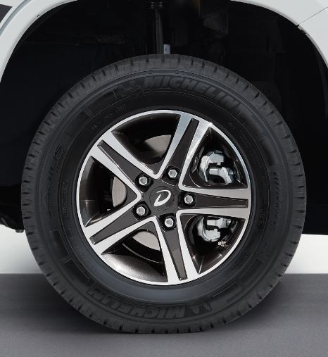 Alloy wheels 16""