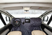 Dashboard Insulation for Fiat Ducato/Citroen Jumper