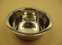 """4 paws"" stainless steel bowl"